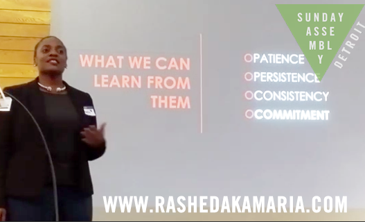 Guest Speaker Video: Rasheda Kamaria Williams
